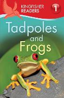 Kingfisher Readers: Tadpoles and Frogs (Level 1: Beginning to Read) - Kingfisher Readers (Paperback)