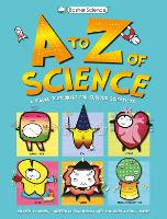 Basher Science: A to Z of Science - Basher (Paperback)