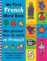 My First French Word Book (Paperback)