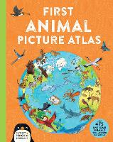 First Animal Picture Atlas - First Kingfisher Picture Atlas (Hardback)
