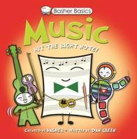Music - Basher Basics (Paperback)