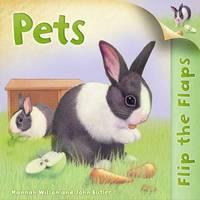 Pets - Flip the Flaps (Paperback)