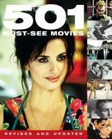 501 Must See Movies - 501 Series (Hardback)