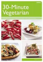 30-minute Vegetarian (Paperback)