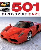 501 Must-Drive Cars - 501 Series (Paperback)