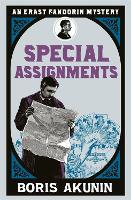 Special Assignments: Erast Fandorin 5 - Erast Fandorin Mysteries (Paperback)