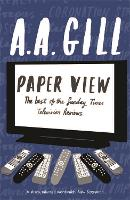 Paper View: The Best of The Sunday Times Television Columns (Paperback)