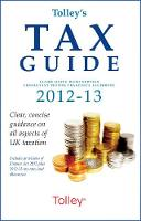 Tolley's Tax Guide 2012-13 (Hardback)