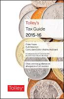 Tolley's Tax Guide 2015-16 (Hardback)