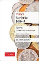 Tolley's Tax Guide 2016-17 (Hardback)