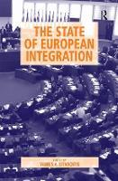 The State of European Integration (Hardback)