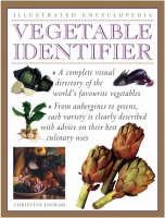 Vegetable Identifier - Illustrated Encyclopedia S. (Paperback)