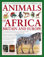 Illustrated Encyclopedia of Animals of Africa, Britain and Europe (Hardback)