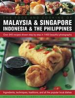 Food & Cooking of Malaysia, Singapore, Indonesia & Philippines (Hardback)