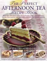 Perfect Afternoon Tea Recipe Book (Hardback)