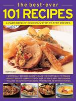 The Best-ever 101 Recipes: A Card Deck of Delicious Step-by-Step Recipes (in a Tin)