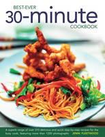 Best Ever 30 Minute Cookbook (Hardback)