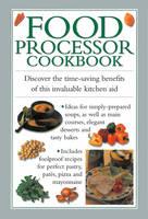 Food Processor Cookbook (Hardback)