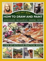 Art Box - How to Draw and Paint (Hardback)