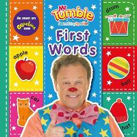Mr Tumble Something Special: First Words (Board book)