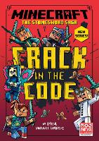 Minecraft: Crack in the Code! (Stonesword Saga #1)