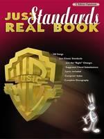 Just Standards Real Book C Instruments (Paperback)
