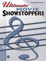 Ultimate Movie Showstoppers: (Piano, Vocal, Guitar) (Paperback)