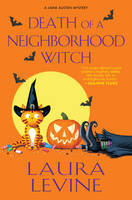 Death of a Neighborhood Witch: A Jaine Austen Mystery (Hardback)