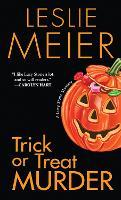 Trick Or Treat Murder (Paperback)