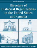 Directory of Historical Organizations in the United States and Canada