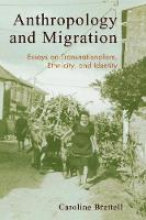 Anthropology and Migration: Essays on Transnationalism, Ethnicity, and Identity (Paperback)