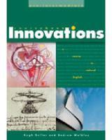 Innovations Pre-Intermediate