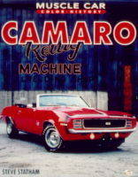 Camaro - Muscle car color history (Paperback)