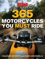 365 Motorcycles You Must Ride (Paperback)