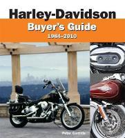 Harley-Davidson Buyer's Guide: 1984-2011 (Paperback)