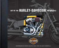 Art of the Harley-Davidson Motorcycle (Hardback)