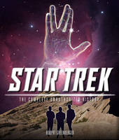 Star Trek: The Complete Unauthorized History (Hardback)