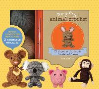 Teeny Tiny Animal Crochet: 12 Supercute Creatures to Crochet and Cuddle