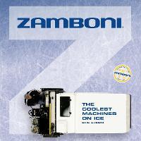 Zamboni: The Coolest Machines on Ice (Paperback)
