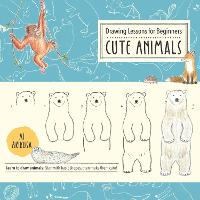 Drawing Lessons for Beginners: Cute Animals - Drawing Cute 3 (Paperback)