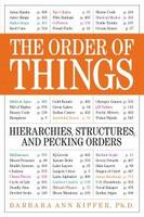 The Order of Things (Paperback)