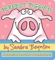 Perfect Piggies! (Board book)
