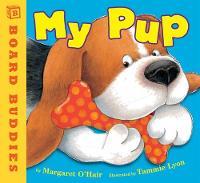 My Pup (Board book)
