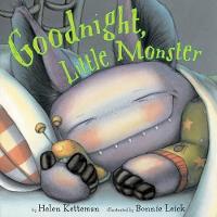 Goodnight, Little Monster - Little Monster (Hardback)