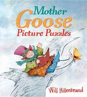 Mother Goose Picture Puzzles (Hardback)