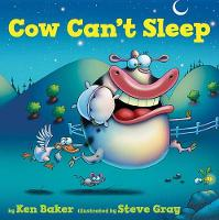 Cow Can't Sleep (Hardback)