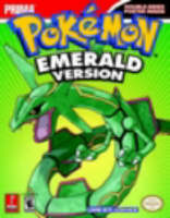 Pokemon Emerald: The Official Strategy Guide (UK Version) (Paperback)