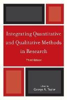 Integrating Quantitative and Qualitative Methods in Research