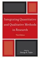 Integrating Quantitative and Qualitative Methods in Research (Paperback)
