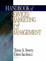Handbook of Services Marketing and Management (Paperback)